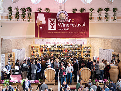The WineHunter Area is a vitrine of The WineHunter awarded wines presented by our professional sommeliers.