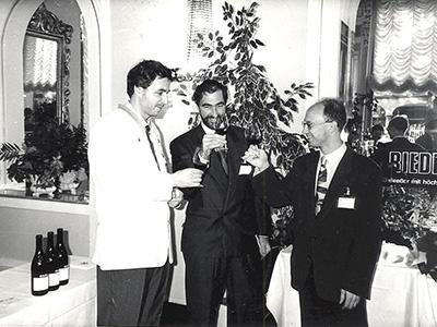 La storia del successo del Merano WineFestival