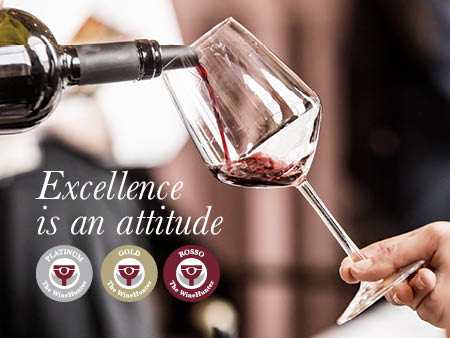 Throughout the year the best products of wine and food producers have the possibility to obtain The WineHunter Award, the only recognition that will allow them to participate in the Merano WineFestival.