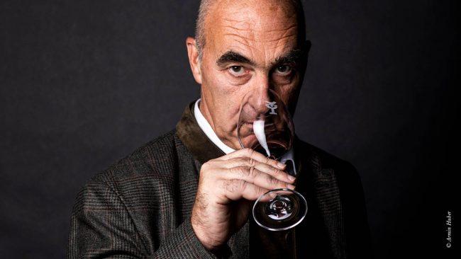 L'evento è stato creato nel 1992 da The WineHunter, Helmuth Köcher