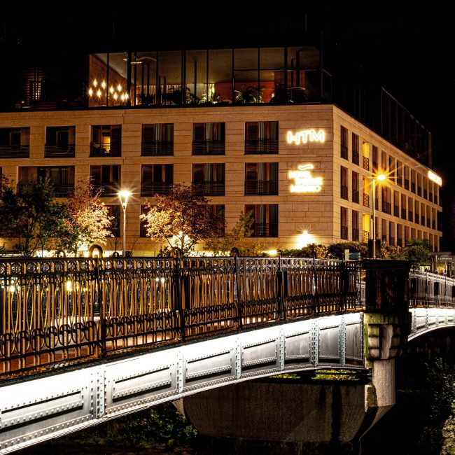 Hotel Terme Merano - la location di Naturae et Purae bio&dynamica
