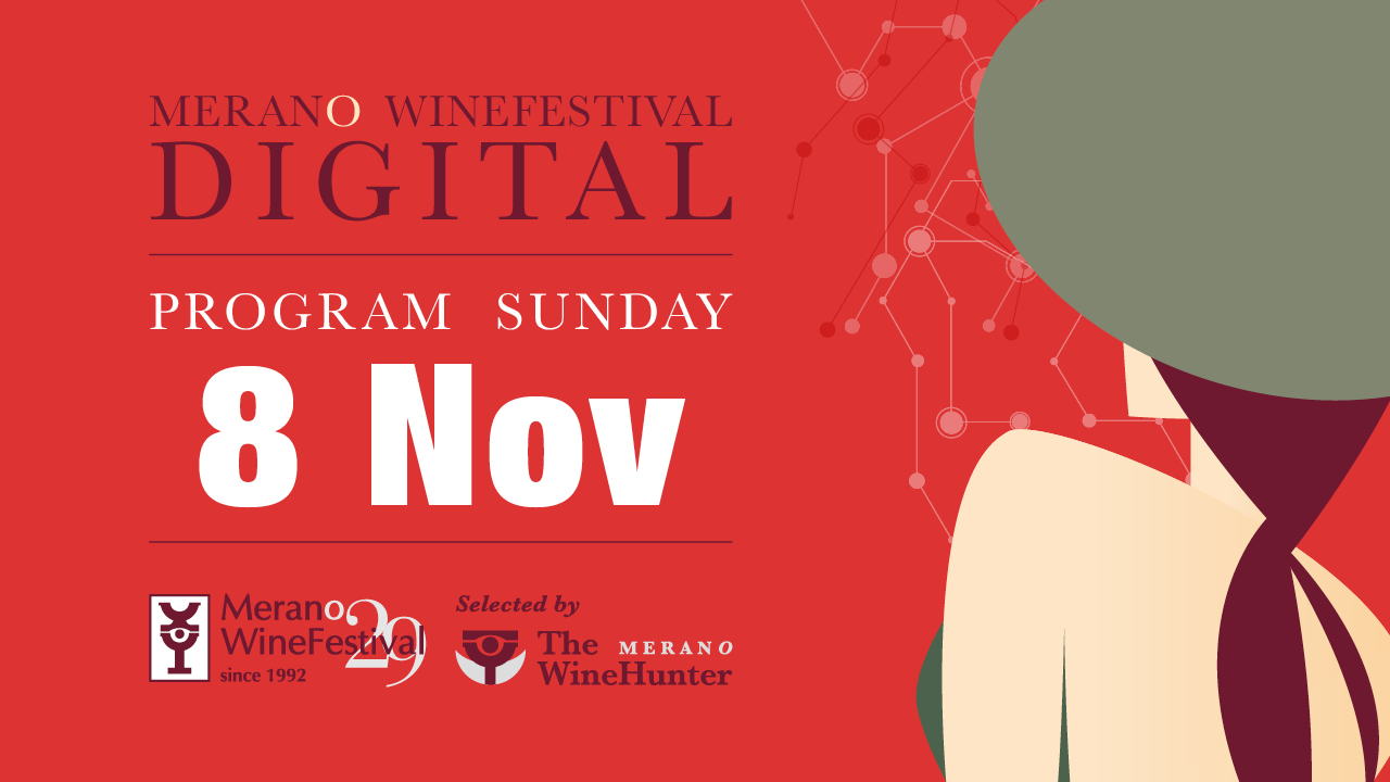 palinsesto domenica digital merano winefestival