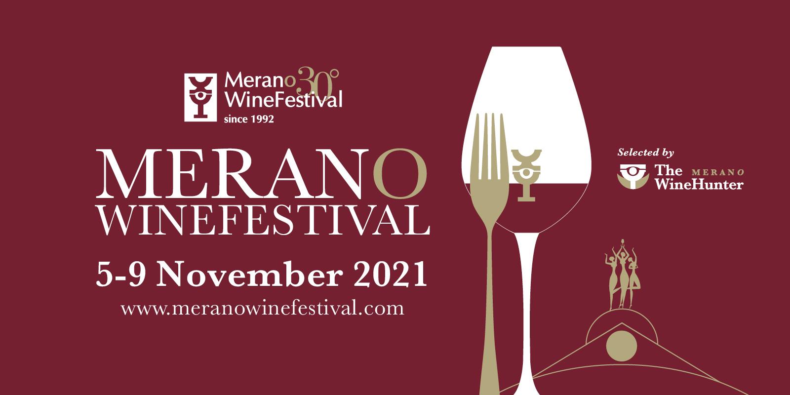 Merano WineFestival 5-9 November 2021